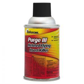 Enforcer® Purge III Metered Flying Insect Killer, 6.4oz. aerosol