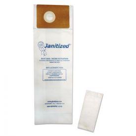 Janitized® Vacuum Filter Bags Designed to Fit Advance Spectrum Carpet Master
