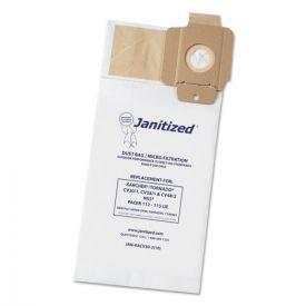 Janitized® Vacuum Filter Bag Designed to Fit Karcher/Tornado CV30/1, CV38/1, CV48/2