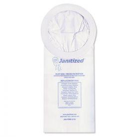 Janitized® Vacuum Filter Bags Designed to Fit ProTeam 10 Qt. Super Coach/MegaVac