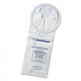 Janitized® Vacuum Filter Bags Designed to Fit ProTeam 6 Qt. QuarterVac
