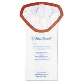 Janitized® Vacuum Filter Bags Designed to Fit ProTeam Super Coach Pro 10