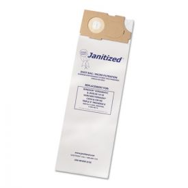Janitized® Vacuum Filter Bags Designed to Fit Windsor Versamatic