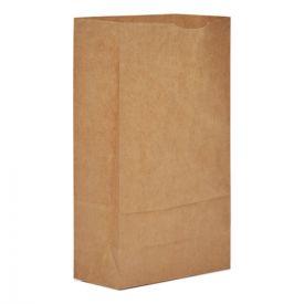 General Grocery Paper Bags, 35 lbs Capacity, #6, 6