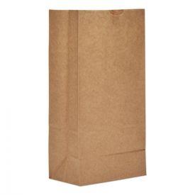 General Grocery Paper Bags, 35 lbs Capacity, #8, 6.13