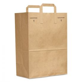 General Grocery Paper Bags, 70 lbs Capacity, 1/6 BBL, 12