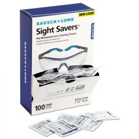 Bausch & Lomb Sight Savers Premoistened Lens Cleaning Tissues