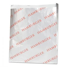 Bagcraft Foil Single-Serve Bags, 6