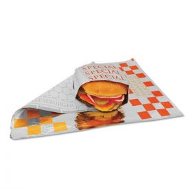 Bagcraft Honeycomb Insulated Special Wrap, 10 1/2 x 14