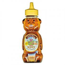 Busy Bee Clover Honey, 12 oz Bottle