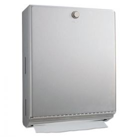 Bobrick Classic Series Surface-Mounted Paper Towel Dispenser, approx. 11