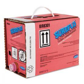 Bobrick SureFlo Pink Lotion Soap Cartridge, 12 L Tank Cartridge
