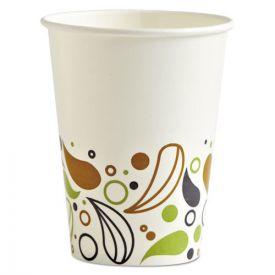 Boardwalk® Deerfield Printed Paper Cold Cups, 12 oz