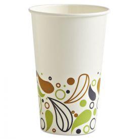 Boardwalk® Deerfield Printed Paper Cold Cups, 16 oz