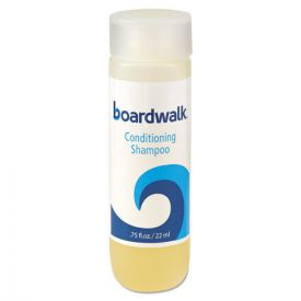 Boardwalk®  Conditioning Shampoo, Floral Fragrance, 0.75 oz. Bottle, 288/Carton