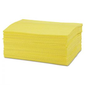 Chix® Masslinn Dust Cloths, 24 x 16, Yellow