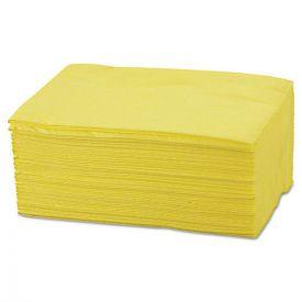 Chix® Masslinn Dust Cloths, 40 x 24, Yellow