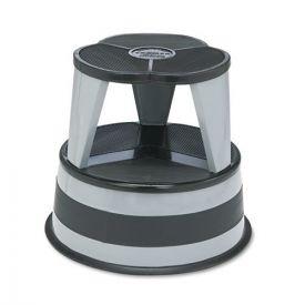Cramer® Kik-Step Steel Step Stool, 2-Step, 350 lb Capacity, 16