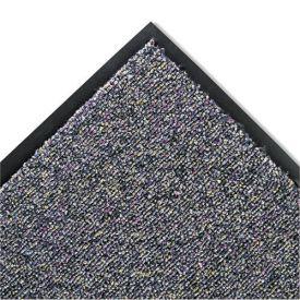 Crown Classic Berber Wiper Mat, Nylon/Olefin, 36 x 60, Gray