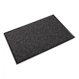 Crown Fore-Runner Outdoor Scraper Mat, Polypropylene, 48 x 72, Gray