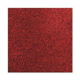 Crown Rely-On Olefin Indoor Wiper Mat, 36 x 120, Castellan Red