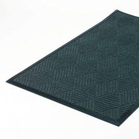Crown Super-Soaker Diamond Mat, Polypropylene, 36 x 60, Slate