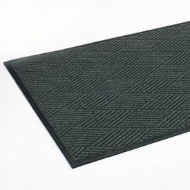 Crown Super-Soaker Diamond Mat, Polypropylene, 46 x 72, Slate
