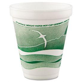 Dart Horizon Designer Foam Cups 12oz.