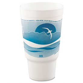 Dart Horizon Designer Foam Cups 32oz.