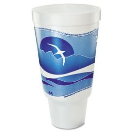 Dart Horizon Designer Foam Cups 44oz.