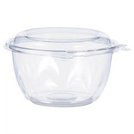 Dart® Tamper-Resistant, Tamper-Evident Bowls with Dome Lid, 16oz.