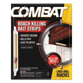Combat® Ant Bait Insecticide Strips, 0.35oz.