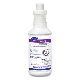 Diversey™ Oxivir 1 RTU Disinfectant Cleaner, 32oz Spray Bottle
