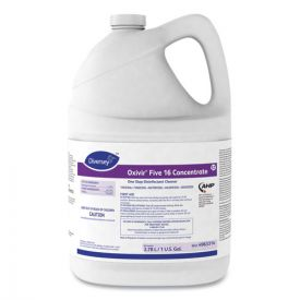 Oxivir® Five 16 One-Step Disinfectant Cleaner, 4-1 gal bottle