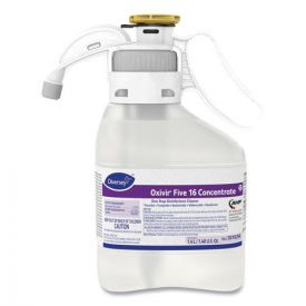 Diversey™ Oxivir Five 16 Concentrate One Step Disinfectant Cleaner, Liquid, 1.4 L