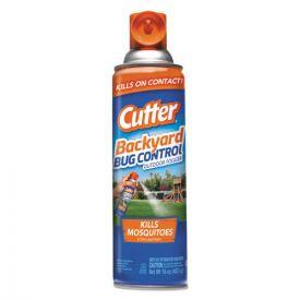 Diversey™ Cutter Backyard Bug Control Outdoor Fogger Spray, 16oz aerosol