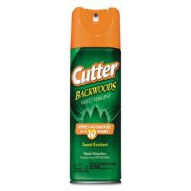 Diversey™ Cutter Backwoods Insect Repellent Spray, 6oz aerosol