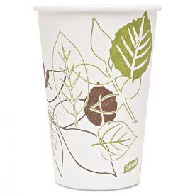 Dixie® Pathways Paper Hot Cups, 16oz
