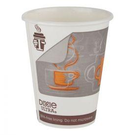 Georgia Pacific® Professional Dixie Ultra Insulair Paper Hot Cup, 12 oz.