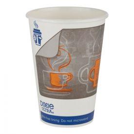 Georgia Pacific® Professional Dixie Ultra Insulair Paper Hot Cup, 16 oz.