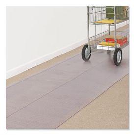 ES Robbins® Carpet Runner, 36 x 240, Clear