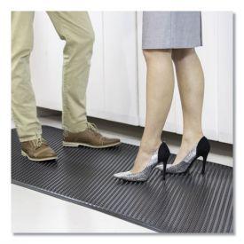 ES Robbins® Feel Good Anti-Fatigue Floor Mat, Continuous Runner, 35 x 120, PVC