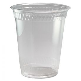 Fabri-Kal® Greenware Cold Drink Cups, Clear, 12 oz.