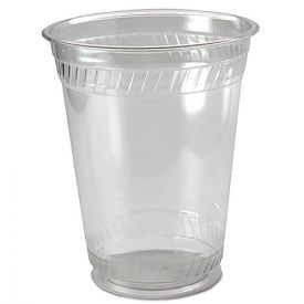 Fabri-Kal® Kal-Clear PET Cold Drink Cups, 16/18 oz, Clear