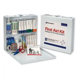 First Aid Only™ Station for 50 People, 196-Pieces, OSHA Compliant, Metal Case