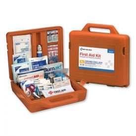First Aid Only™ ANSI Class A+ Kit for 50 People, Weatherproof, 215 Pieces