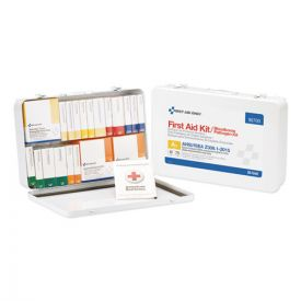 First Aid Only™ Unitized ANSI Class A Weatherproof Kit for 75 People, 36 Units