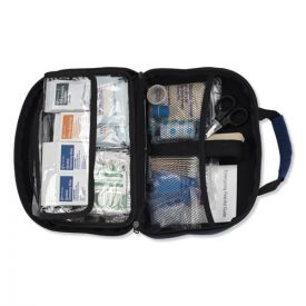 First Aid Only™ Bulk ANSI 2015 Compliant First Aid Kit, 211 Pieces, Fabric Case
