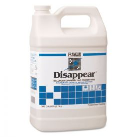 Franklin Cleaning Technology® Disappear Concentrated Odor Counteractant, Spring Bouquet, 4-1gal.