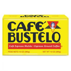 Café Bustelo Coffee, Espresso, 10 oz Brick Packs